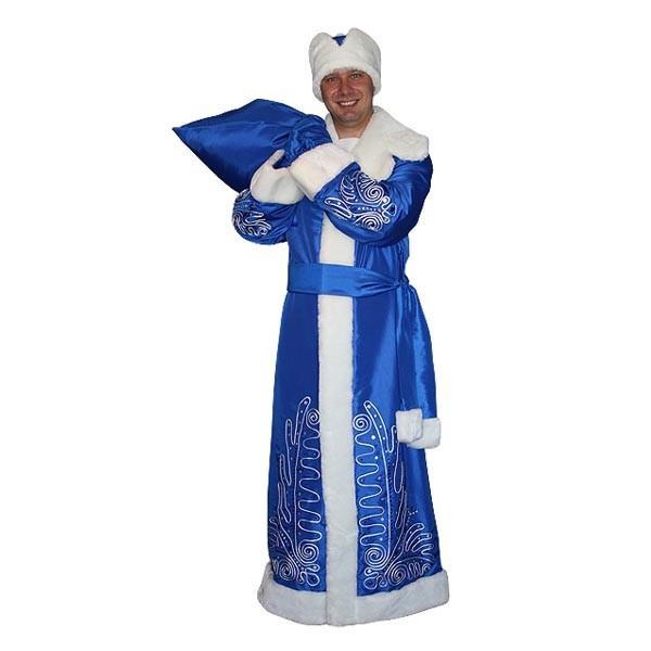Карнавальный костюм Деда Мороза арт M-148s