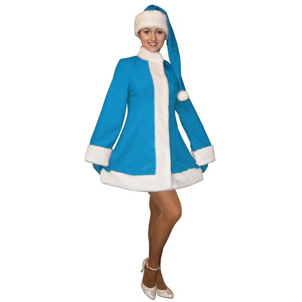 Карнавальный костюм Снегурочки MKM-3jg