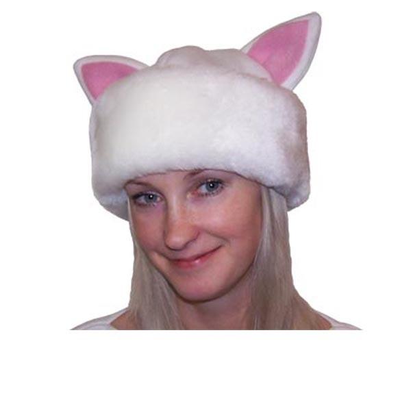 Карнавальная шапка Кошки арт SHV-2b