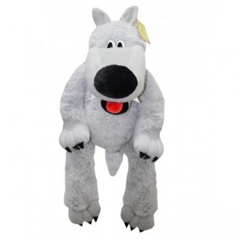 Мягкая игрушка волк Вульф